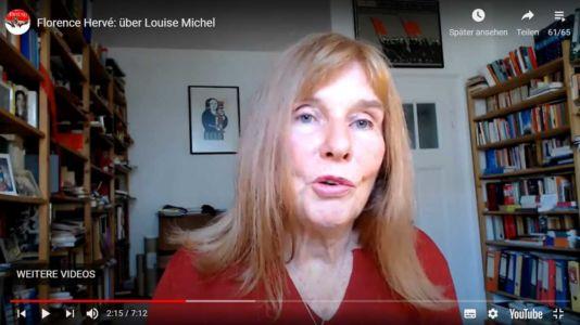 Florence Hervé stellt Louise Michel vor