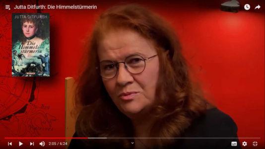Jutta Ditfurth: Die Himmelsstürmerin