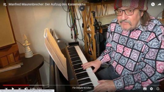 Manfred Maurenbrecher: Der Aufzug des Kaiserreichs