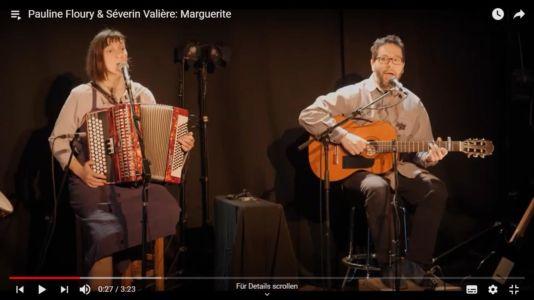 Pauline Floury & Séverin Valière: Marguerite