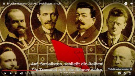 Sozialistenmarsch
