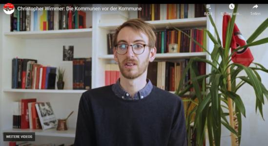 Christopher Wimmer: Die Kommunen vor der Kommune