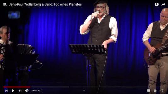 Jens-Paul Wollenberg: Tod eines Planeten