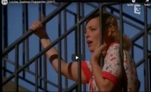 """Die Oper """"Louise"""""""