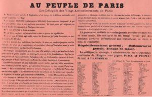 An das Volk von Paris
