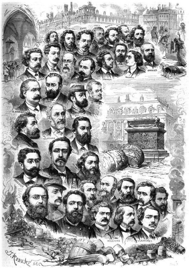 Rat der Pariser Kommune