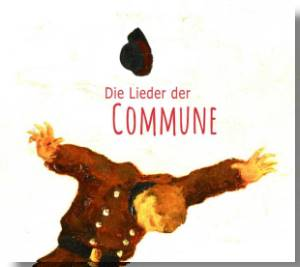 Die Lieder der Commune - CD Cover