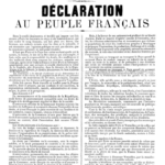 Manifest der Pariser Kommune